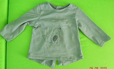 baby boys top size 9-12 months