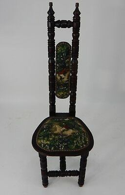 Antique Mission Arts and Crafts Accent Chair 48 inches.