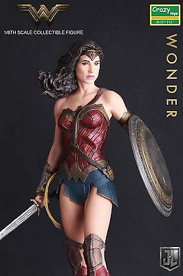 1/6 Crazy Toys Collectible PVC Statue Amazon Queen Wonder Woman New
