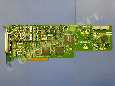 National Instruments PCI-6111 NI DAQ Card 2ch 5MS/sec Simultaneous Analog Input