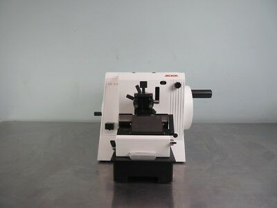 Microm HM 355 S Microtome with Warranty