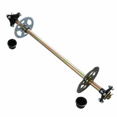 Rear Axle Complete Assembly Carrier Hub 50cc 70/110cc ATV electric Buggy Go Kart