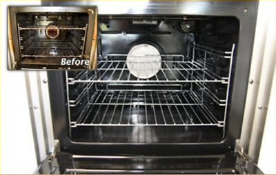 Earn £600 a week plus much more with this printed Oven Cleaning folder easy work