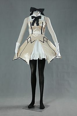 Cosplay Fate Stay Night Fate/Zero Saber Lily Anime Costumes Kostüme 9 Teile neu