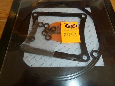 Harley-Davidson JAMESPRIMARY INSPECTION COVER SEAL KIT FITS 79-86 BIG TWINS