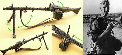 Dragon 1/6 WW2 Deutsch Infanterie Maschinengewehr MG-34 MG34 Modell G_MG34