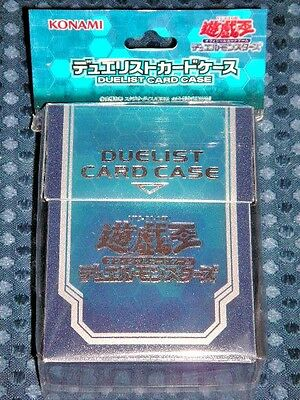 NEW Limited YuGiOh! OCG Duelist Card Case storage 90 Cards w/ sleeve JAPAN F/S
