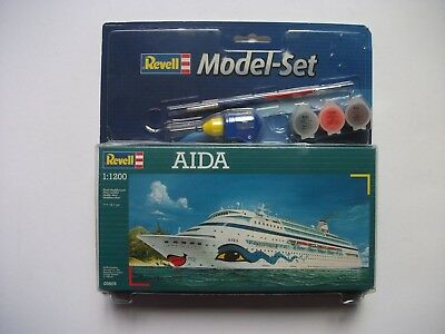 Revell Model-Set Aida  New And Sealed Free P&p