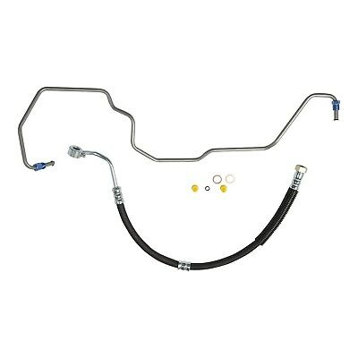 Power Steering Pressure Line Hose Assembly-Pressure Line Assembly EDELMANN 92457