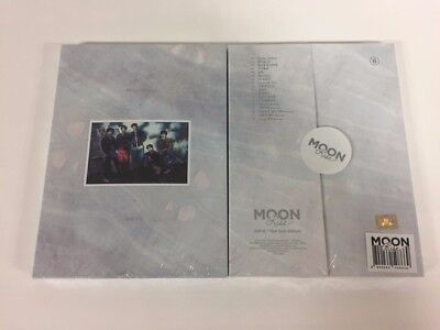 DAY6 2ND ALBUM - MOONRISE (Gold Moon ver) CD+PHOTOBOOK+PHOTOCARD+POSTER