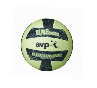 Wilson AVP Illuminator Glow In the Dark Outdoor Volleyball