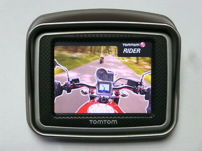 Tomtom Rider 2 Gps Navigation For Motorcycle Full Europe Maps