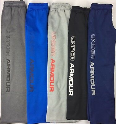Boy's Youth Under Armour Coldgear Loose Fit Sweat Pants