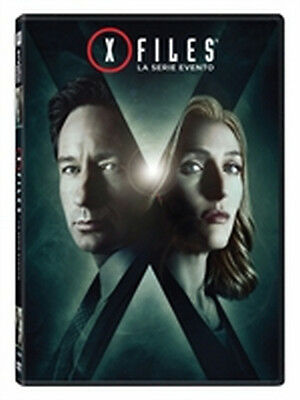 X-Files - La Stagione Evento (3 DVD) - ITALIANO ORIGINALE SIGILLATO -