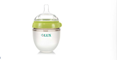 LUX Nature Baby Newborn Bottle | Anti Colic Infant Bottle | Soft Silicone Baby |