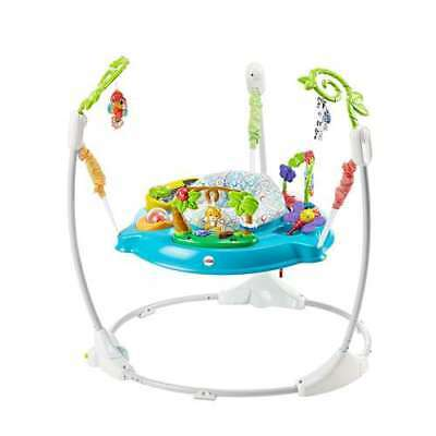 Fisher Price Shakira Musical Jumperoo Baby Activity Bouncer Jumper (Open Box)