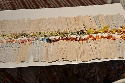 Brainerd and Armstrong Co Antique Silk Embroidery Floss Lot