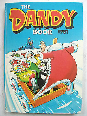 DANDY BOOK (Vintage From 1981) **High Grade