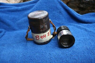 Bell and Howell f 1.8 80mm projection lens
