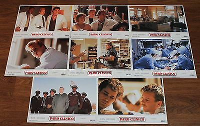 Ray Liotta Article 99 lobby card set 8 Kiefer Sutherland Forest Whitaker