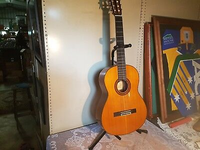Vintage 1979 Yamaha G-231 Ii Acoustic Classical 6-String Guitar