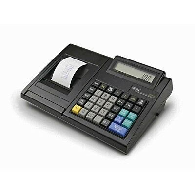 Royal 100CX Portable Electronic Cash Register