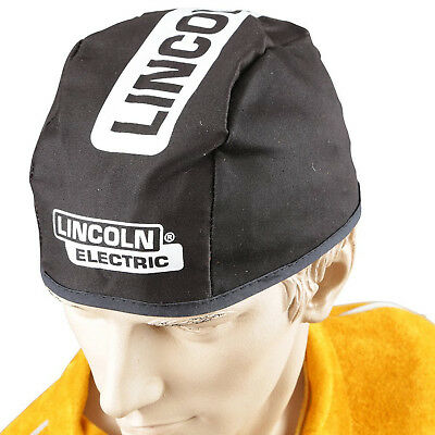Black Large Size Flame Resistant Beanie Protects Top Head Welding Spatter Heat