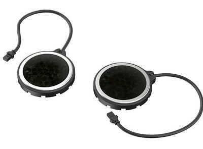 Sena Black 10S Speakers Only Pair. Part Number: 10S-A0202