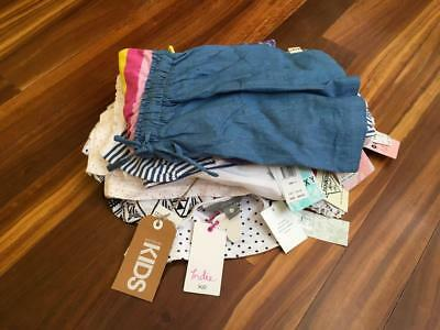 Free Post Girls ALL NEW Bulk Summer Clothing Size 6, 1o Items,Roxy,Indie