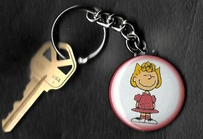SALLY BROWN of Peanuts Charlie Brown by Charles Schulz Key Chain KEYCHAIN