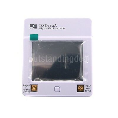 NEW DSO112A 5Msps Touch Screen Mini Digital Oscilloscope Pocket Oscilloscope DE