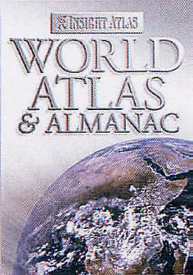 Very Good , Insight World Atlas and Almanac (Insight Atlas), Flexibound, Book