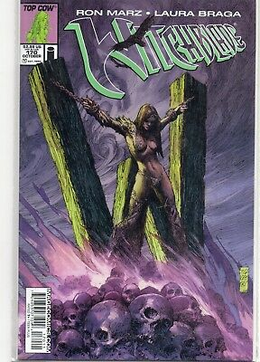 WITCHBLADE #170 Cover Homage X Men 251 Top Cow/Image 1995
