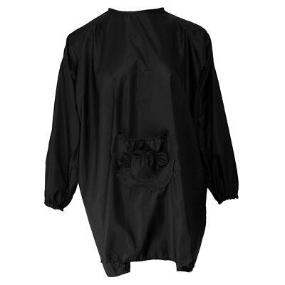Barber Hair Stylist Hairdresser Salon Apron Workwear Protect Cloth Cape Gown