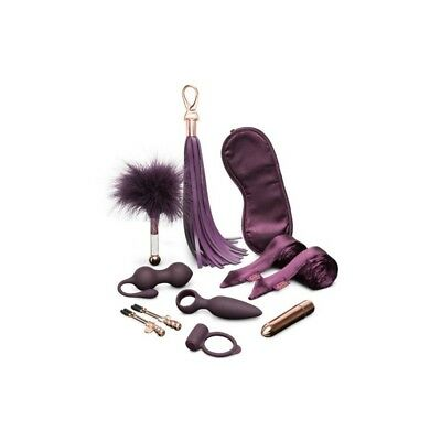 Set de Regalo Pleause Overload con 9 Sextoys Fifty Shades of Grey