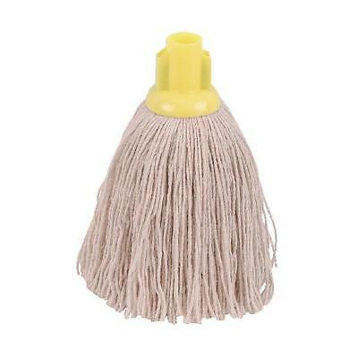 2Work 12oz Twine Rough Socket Mop Ylw Pack of 10 PJTY1210I