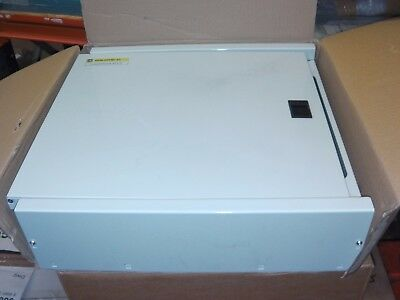 NEW Square D KQ12B125 Type B Distribution Board - 12 Single Pole Discontinued