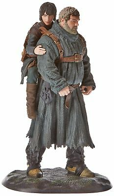 Game of Thrones PVC-Statue - Hodor and Bran