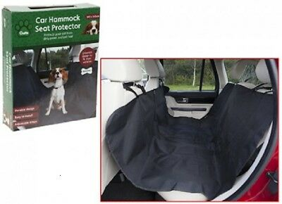 Dog Car Seat Cover Rear Hammock Back Protector Travel Pet Protect New