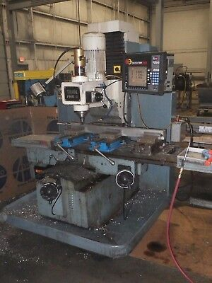 Southwestern Model TRAK-FHM5 Bed type vertical 3 axis CNC Milling Machine