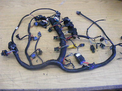 mercury 75-80-90-115-125 dfi optimax engine cable wire harness