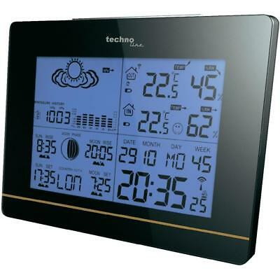 Wireless Digital Weather Station WS 6750 Forecasts for 12 to 24 hour Moon Phase