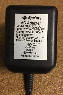 Sprint AC STA-12030U Charger/Adapter - Tested