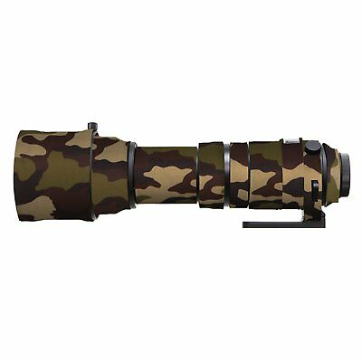 Tamron 150 600mm f/5-6.3 VC USD Neoprene Lens Cover Camouflage Protection Coat