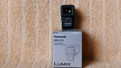 Panasonic viewfinder LVF2,boxed,NEW OTHER condition.