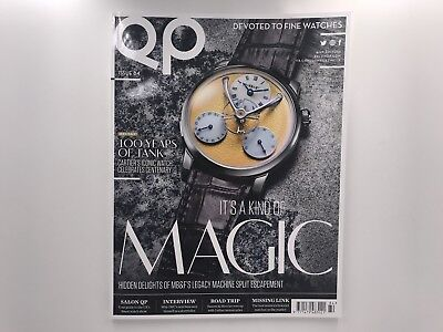 QP Watch Magazine 2017 - Issue 84 - It's a Kind of Magic