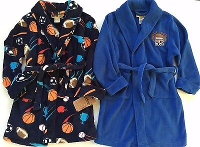 Boy's Youth Urban Pipeline Sports Fleece Bath Robe