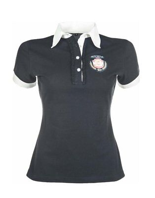 POLO CLASSIC -NAVY XL/AU14- by HKM -  RRP $59.95