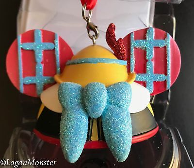 Disney Park Pack Pinocchio Ear Hat Ornament Subscription October 2016