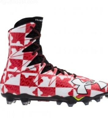Rare NEW! Under Armour Highlights MC LE (MD) 11.5 football cleats 1275479-002